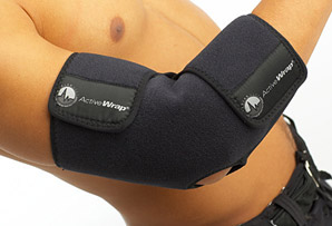 Elbow Ice Wrap & 2 Heat/Ice Pack Package