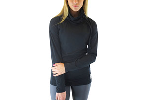 Endurance Long Sleeve Cowl - Women's