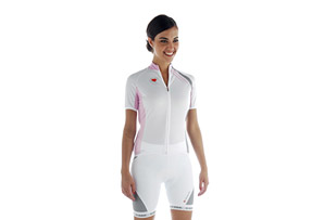 Strips Cycling Jersey - Women's
