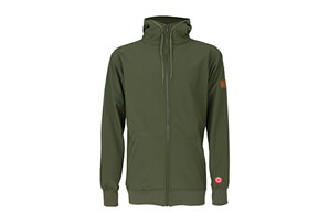 The Collab Tech Zip Hoodie - Men's