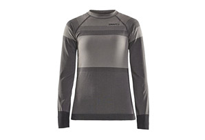 Warm Intensity Crewneck Baselayer - Women's