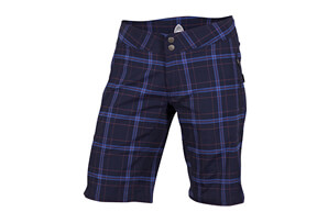 Ventura Plaid Short - Women's
