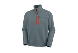 Columbia Fast Trek II Half Zip Fleece - Mens