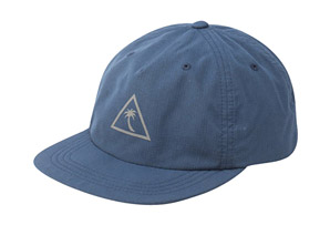 Water Resistant Solid Surf Cap