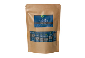 Cusa Coffee Dark Roast Cold Brew Coffee w/Caffeine - 30 ct.