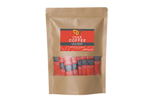 Cusa Coffee Medium Roast Cold Brew Coffee w/Caffeine - 30 ct.