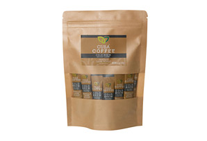Cusa Coffee Vanilla Dark Roast Cold Brew Coffee w/Caffeine - 30 ct.