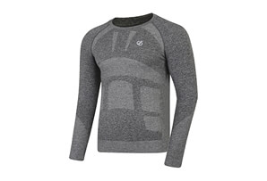 In the Zone Long Sleeve Top - Men's