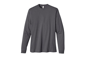 Classic Washed LS Tee - Men's