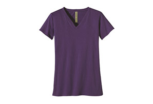 Fashion V-Neck Tee - Women's