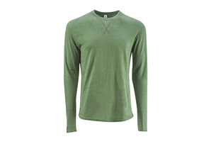 Sueded Jersey Eco Blend Long Sleeve - Men's
