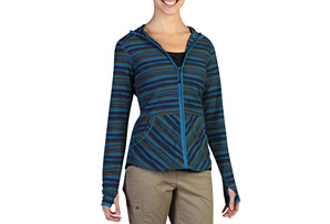 Techspressa Stripe Hoody - Women's