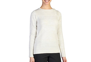 Floriana Scoop Sweater - Women's