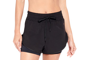 Double Up Ellie Shorts - Women's