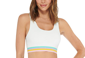 Milo Rainbow Bra - Women's