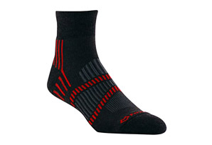 Lightweight 1/4 Crew Socks