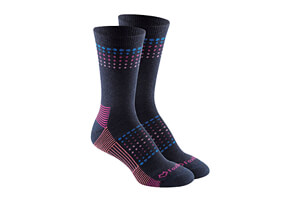 Fox River Ombre Sunrise Med Weight Crew Socks - Women's