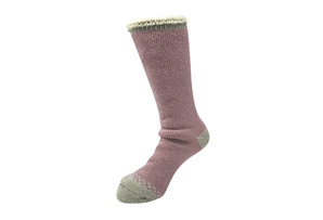 Solid Color Thermal Socks - Women's