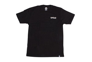 Hairy Logo Tee - Men's