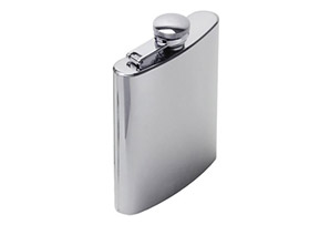 Glacier Stainless Flask 7 oz.