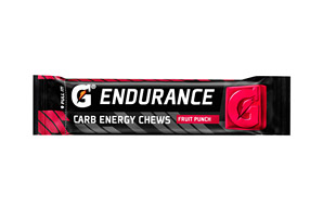 Fruit Punch Carb Energy Chews - Box of 21