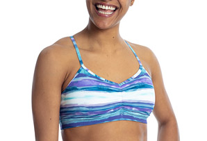 Adjustable Sports Bra - Women's