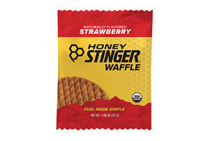 Strawberry Organic Stinger Waffle - Box of 16