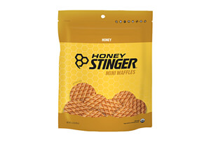 Honey Organic Mini Waffles Bag