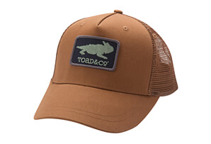 Toad Logo Patch Trucker Hat