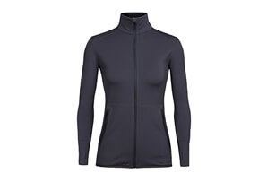 Comet Long Sleeve Zip - Women's