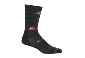 Merino Lifestyle Ultralight Crew Backcountry Socks