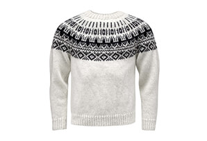 Elís Icelandic Wool Sweater - Women's