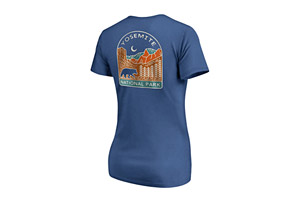 Yosemite National Park T - Women's
