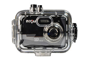 10MP Camera with waterproof housing