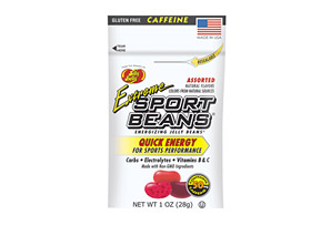 Sport Beans Assorted Extreme Jelly Beans - Box of 24