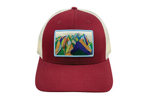 Tetons Baseball Hat