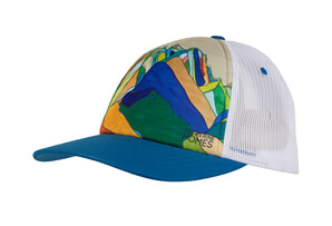 Grand Tetons Baseball Hat