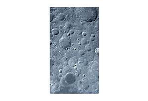 Lunar Beach Towel