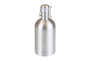 Stainless Steel 64 oz. Growler