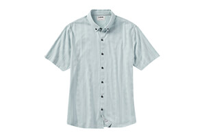 Anza Ink Print Dry-Tech S/S Shirt - Men's