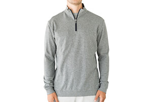 Bristol Quarter-Zip Pullover - Men's