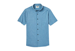 Anza Desert Dot Short Sleeve Shirt - Men's