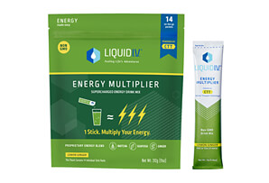 Lemon Ginger Energy Multiplier - 14 Servings