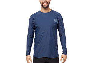 Coastal L/S UPF 50+ Sunshirt - Men's