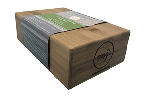 Bamboo Yoga/Pilates Block