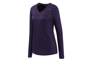 Breath Thermo Body Mapping LS Tee - Women's