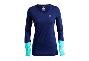 Mons Royale Merino Original Long Sleeve Shirt - Women's