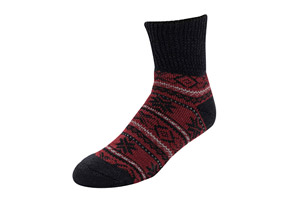 Short Heat Retainer Thermal Insulated Socks
