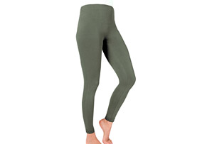 Fleece-Lined Leggings - Women's