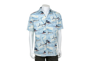 Sailfish Button Up Short Sleeve - Men's